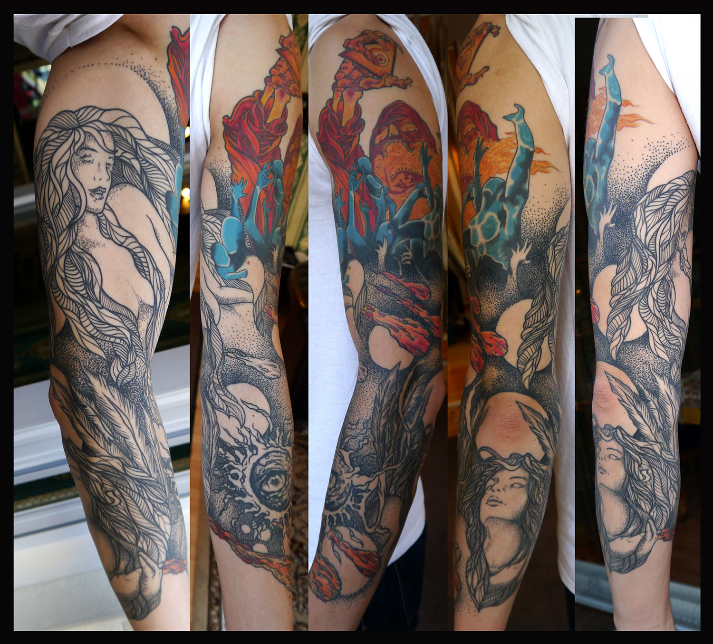micha tattoo ink pain tattoo piercing leipzig. Black Bedroom Furniture Sets. Home Design Ideas